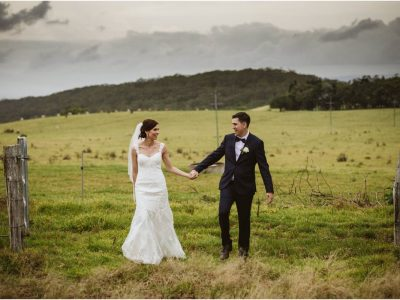 Whitney + Adam : Maleny Retreat