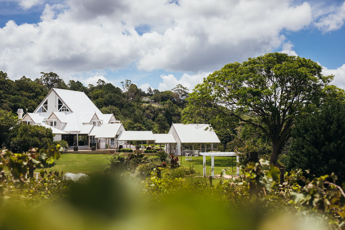 Maleny Manor Wedding Venue
