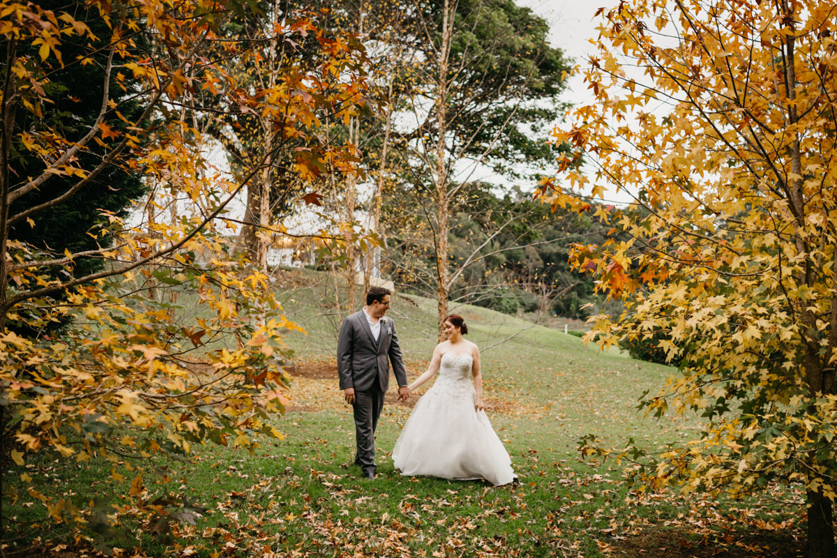 Maleny Manor Wedding Venue with Luke Middlemiss Photography