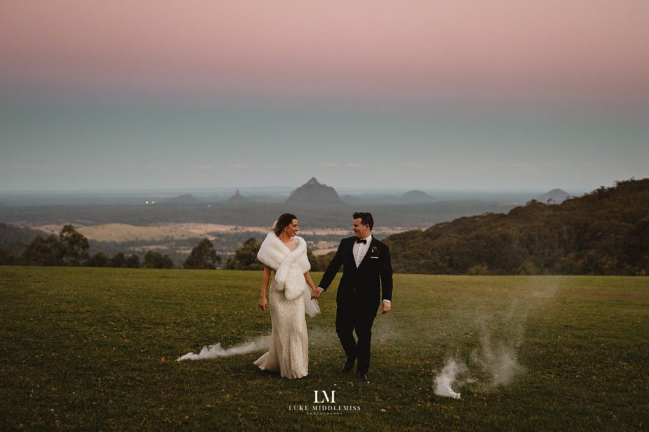 Maleny Retreat Weddings with Luke Middlemiss Photography Sunshine Coast