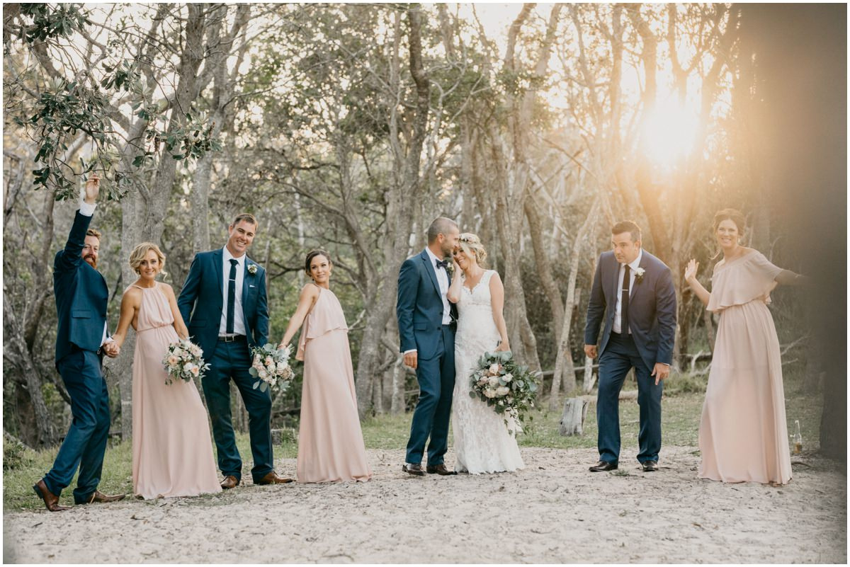 Noosa Beach Wedding