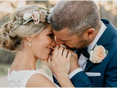 Joanna + Adam : Noosa Wedding