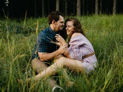 Melinda + Andrew : Pine Forest Sunshine Coast