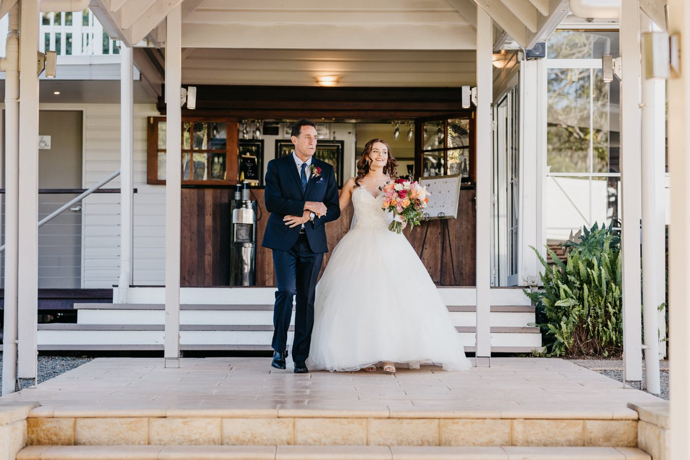 Melinda + Andrew : Maleny Manor