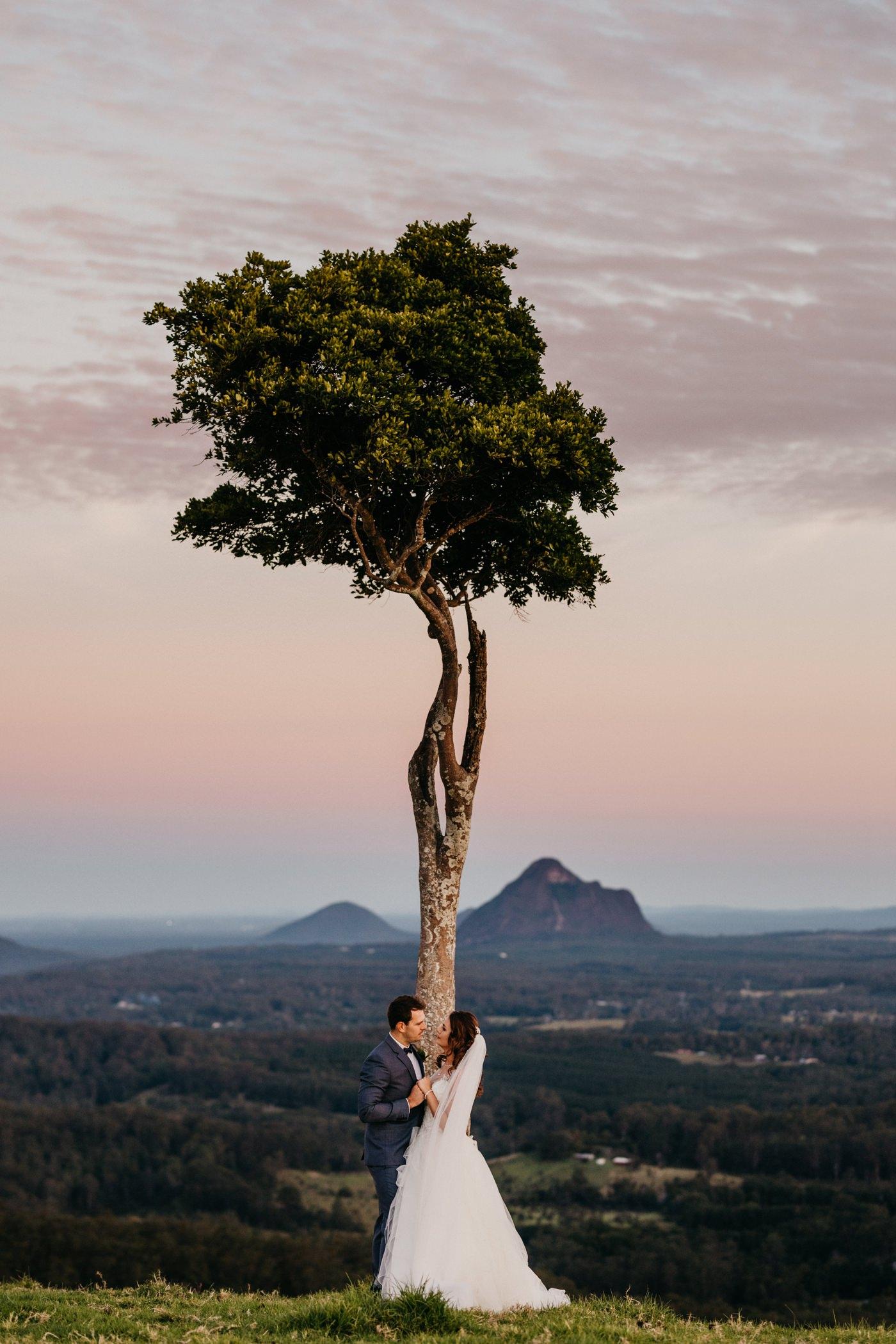 Maleny Manor Wedding Photographer Hinterlands