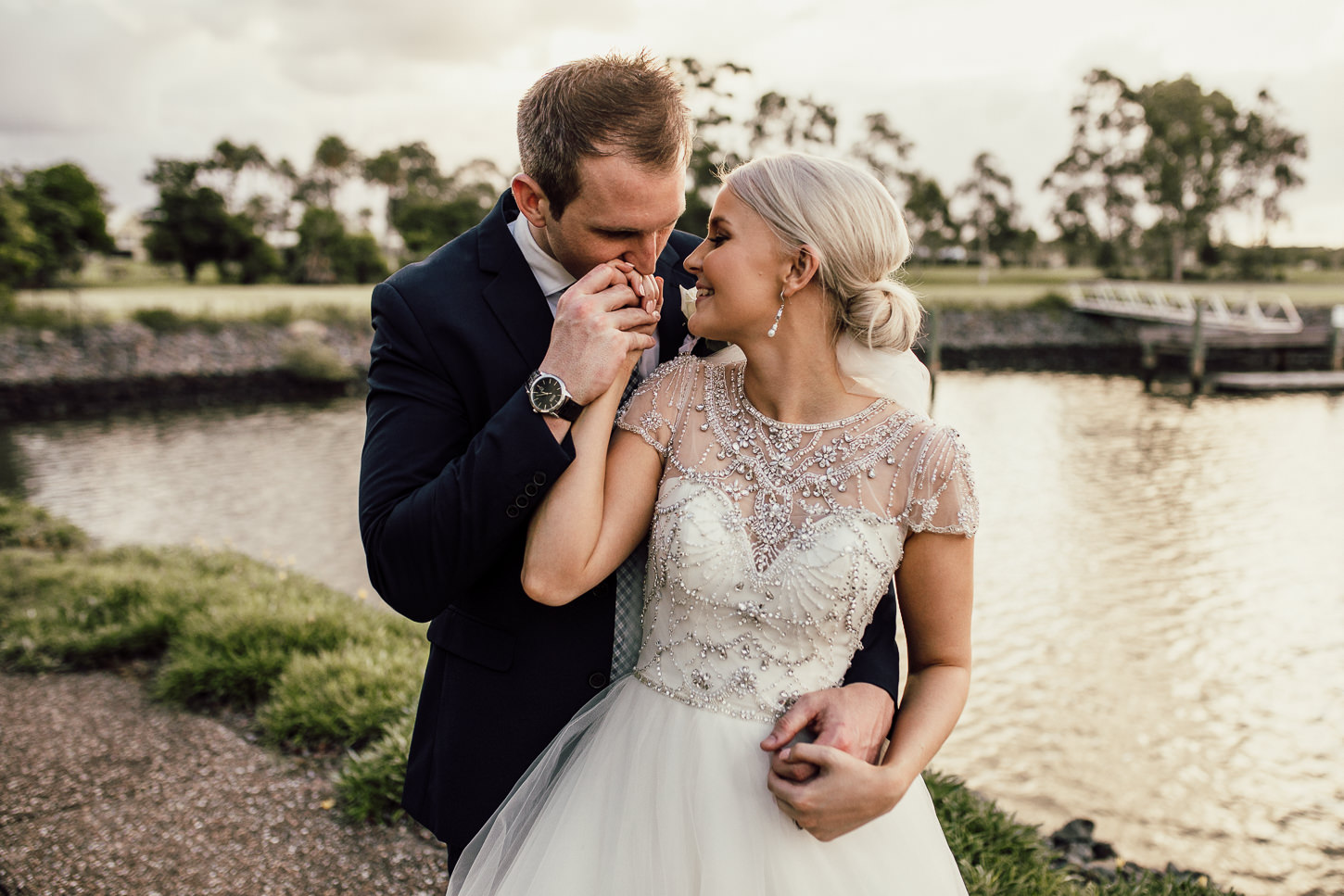 Clarah Luxford Marriage Celebrant Gold Coast with Luke Middlemiss Photography