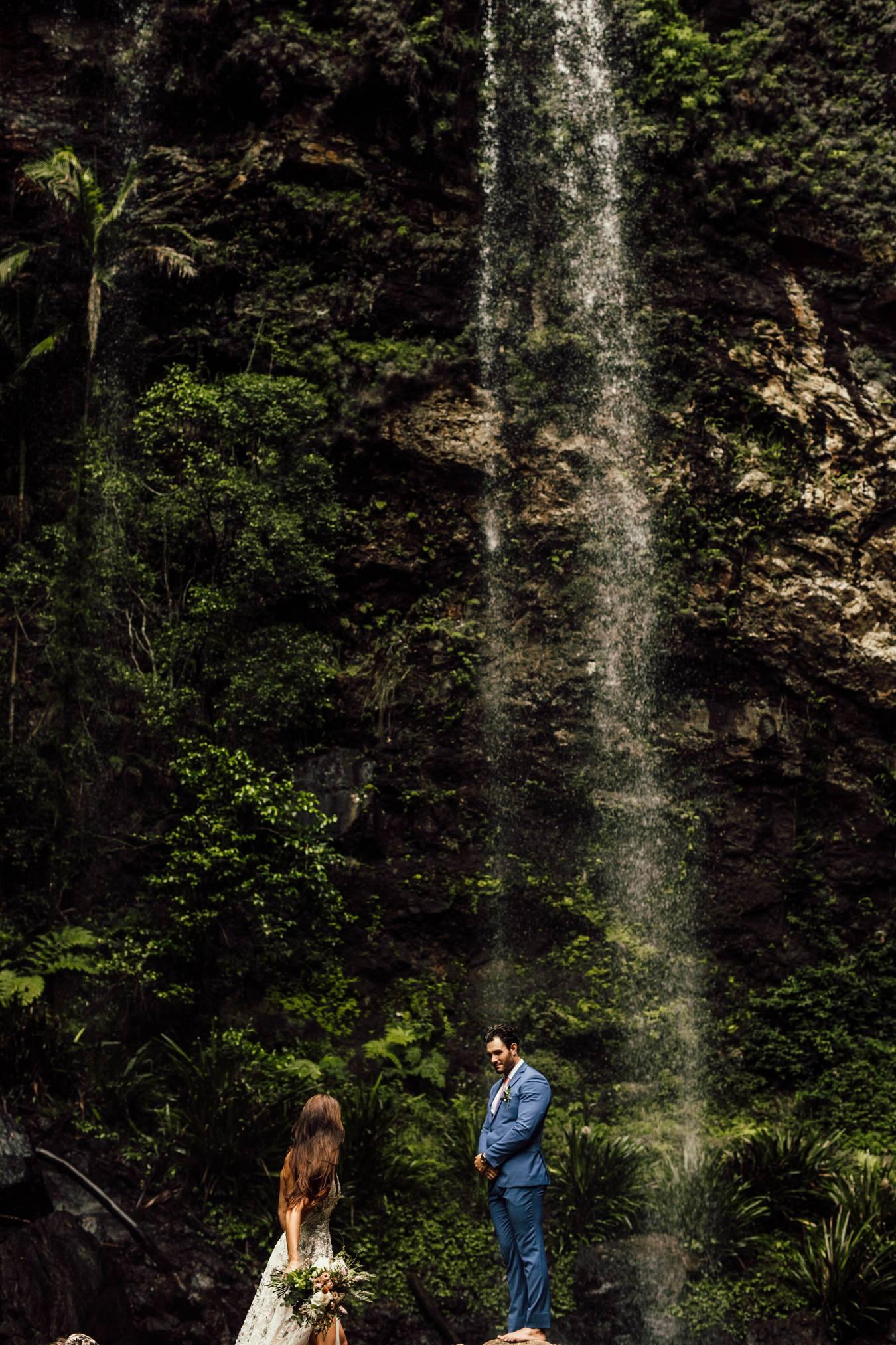 Springbrook Twin Falls QLD