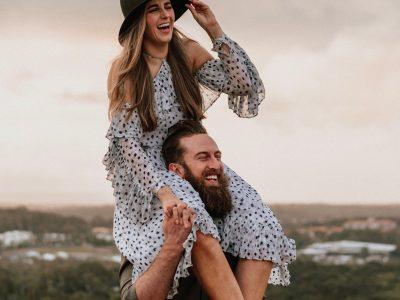 Gemma + Aaron : Sunshine Coast Engagement