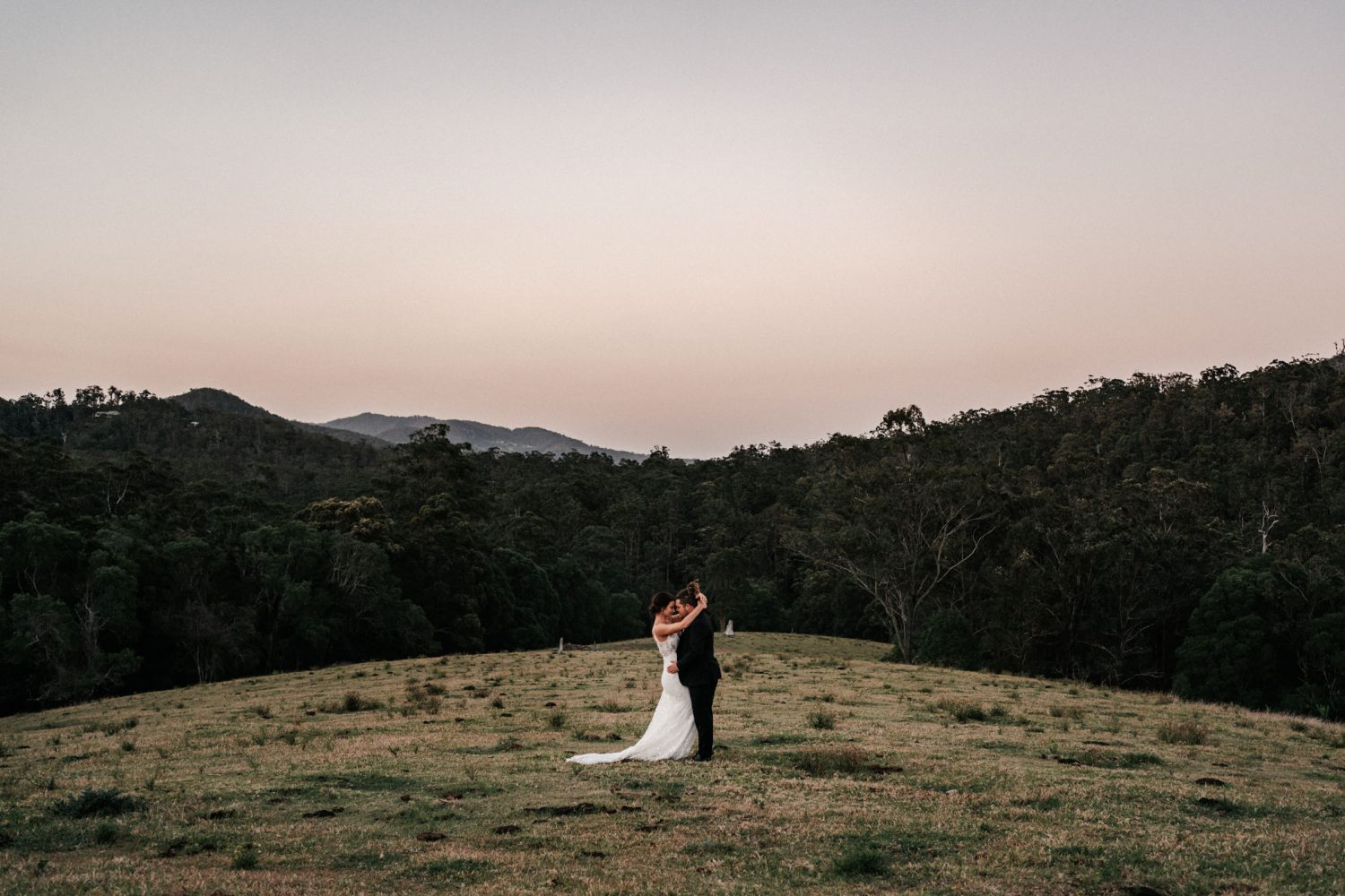 HITCHED AT COWBELL CREEK